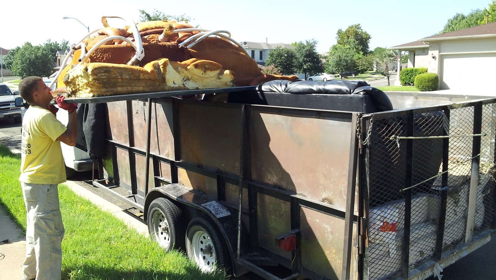 Mesa Dumpster Rental & Junk Removal Services Header Image-We Offer Residential and Commercial Dumpster Removal Services, Portable Toilet Services, Dumpster Rentals, Bulk Trash, Demolition Removal, Junk Hauling, Rubbish Removal, Waste Containers, Debris Removal, 20 & 30 Yard Container Rentals, and much more!